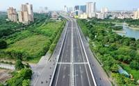 Siêu dự án đường trên cao dài nhất Việt Nam chạy qua Hà Nội, băng qua sông Hồng