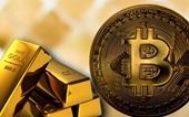 Giá vàng trên đà lên 2 000 USD do bitcoin lao dốc