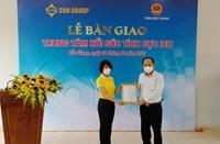 Sun Group chính thức bàn giao Trung tâm Hồi sức tích cực điều trị Covid-19 cho Bắc Giang