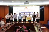 Sun Group ủng hộ 320 tỷ đồng cho Quỹ vắc-xin phòng chống dịch COVID-19