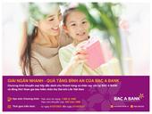 Giải ngân nhanh để đón quà tặng bình an từ BAC A BANK