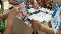 Hà Nội Thu giữ hơn 3 000 que test nhanh Covid-19 không rõ nguồn gốc tại quận Hoàng Mai và Thanh Xuân