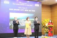 Sun Property thuộc Sun Group đã ẵm 4 giải thưởng của Dự án đáng sống 2021
