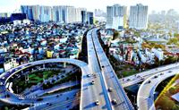 Hà Nội sắp có đường Vành đai 4 huyết mạch với tổng mức đầu tư 135 000 tỷ đồng