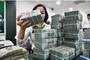 Tiền gửi cá nhân ở ngân hàng thấp nhất trong vòng 9 năm trở lại đây