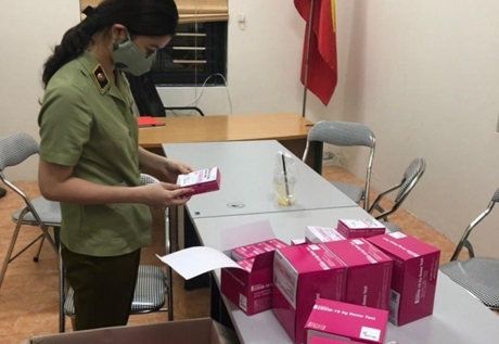 Bộ Công Thương Không nên mua kit test nhanh COVID-19 trên mạng