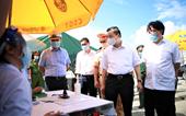 Chủ tịch Hà Nội Tuyệt đối không để người dân ra ngoài địa bàn trong thời gian giãn cách xã hội