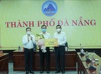 Sun Group hỗ trợ 30 000 suất lương thực tới các hộ nghèo tại Đà Nẵng trong thời gian giãn cách chống dịch