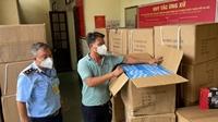 Hà Nội Thu giữ 1 000 bộ van máy thở không đảm bảo chất lượng