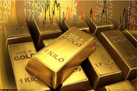 Giá vàng quay đầu giảm, USD đột ngột tăng
