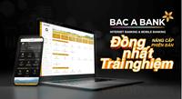 BAC A BANK chính thức ra mắt Internet Banking  Mobile Banking phiên bản mới