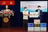 Bac A Bank cùng Tập đoàn TH trao hơn 500 000 sản phẩm tốt cho sức khỏe tặng TP Hồ Chí Minh