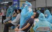 Hà Nội Xét nghiệm Covid-19 cho 100 người dân thành phố từ ngày 6 - 12 9