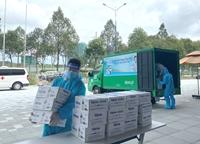 Nutifood tặng 80 000 sản phẩm dinh dưỡng cho bệnh nhân mắc Covid-19 tại Bình Dương