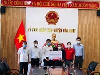 """Quỹ an sinh """"Sức sống mới"""" của SeABank và Tập đoàn BRG ủng hộ 18 tỷ đồng cho Huế, Đà Nẵng, Bà Rịa - Vũng Tàu phòng chống dịch Covid-19"""