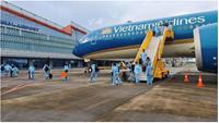 Sân bay Vân Đồn đón hơn 300 khách có hộ chiếu vắc xin từ Pháp