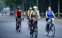 NÓNG Từ 28 9, Hà Nội cho phép hoạt động thể dục thể thao ngoài trời, mở cửa trung tâm thương mại