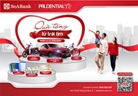 SeABank dành 4,6 tỷ đồng tặng khách hàng mua bảo hiểm nhân thọ
