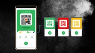 Cảnh báo Nguy cơ lộ thông tin khi đăng thẻ xanh COVID lên mạng xã hội