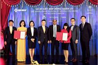 Sun Group chính thức hợp tác với The Ascott Limited vận hành tổ hợp khách sạn, căn hộ dịch vụ đẳng cấp ven Hồ Tây